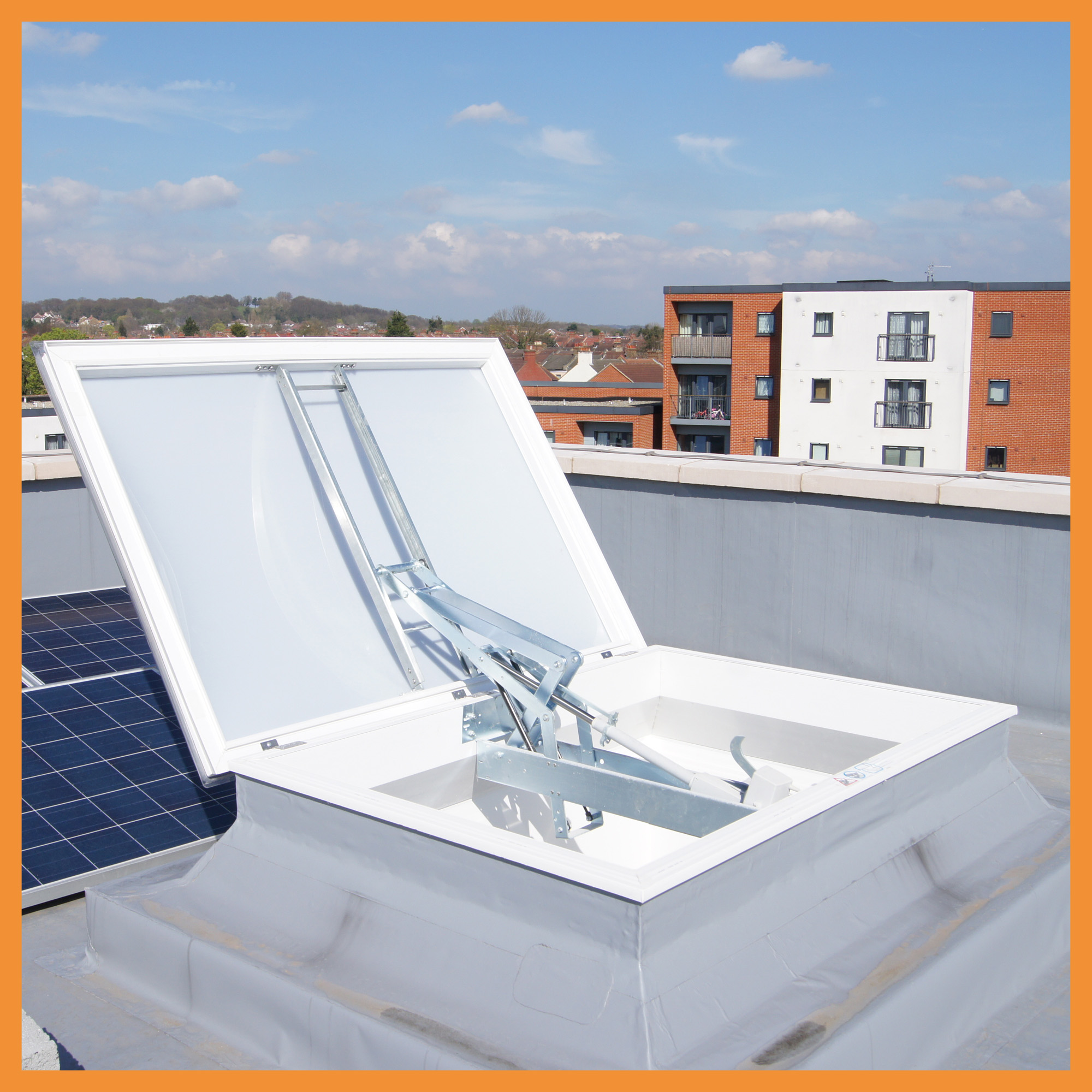 Aov Roof Vent Smoke Control Systems